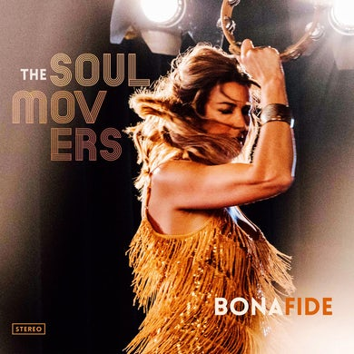Soul Movers BONA FIDE CD