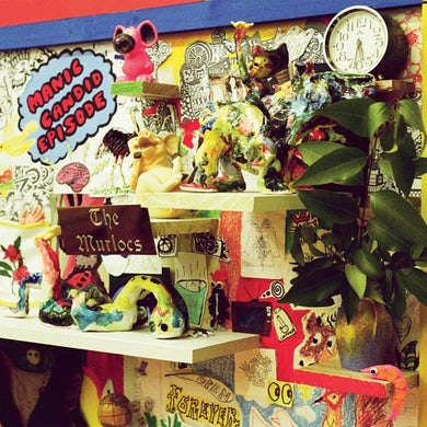 The Murlocs MANIC CANDID EPISODE Vinyl Record