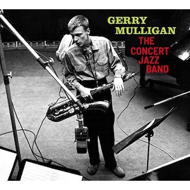 Gerry Mulligan CONCERT JAZZ BAND CD