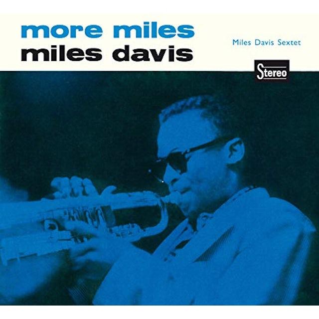 Miles Davis MORE DAVS CD