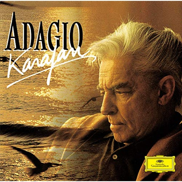 Herbert Von Karajan ADAGIO KARAJAN CD