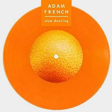 Adam French BACK FOOT & THE RAPTURE Vinyl Record
