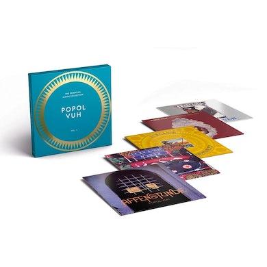 Popol Vuh ESSENTIAL COLLECTION 1 Vinyl Record