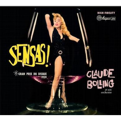 Claude Bolling  SENSAS CD