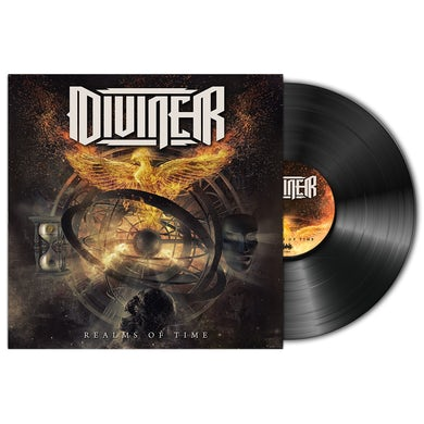 DIVINER REALMS OF TIME Vinyl Record