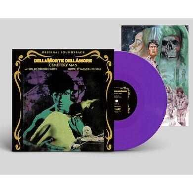 DELLAMORTE DELLAMORE: CEMETERY MAN Vinyl Record