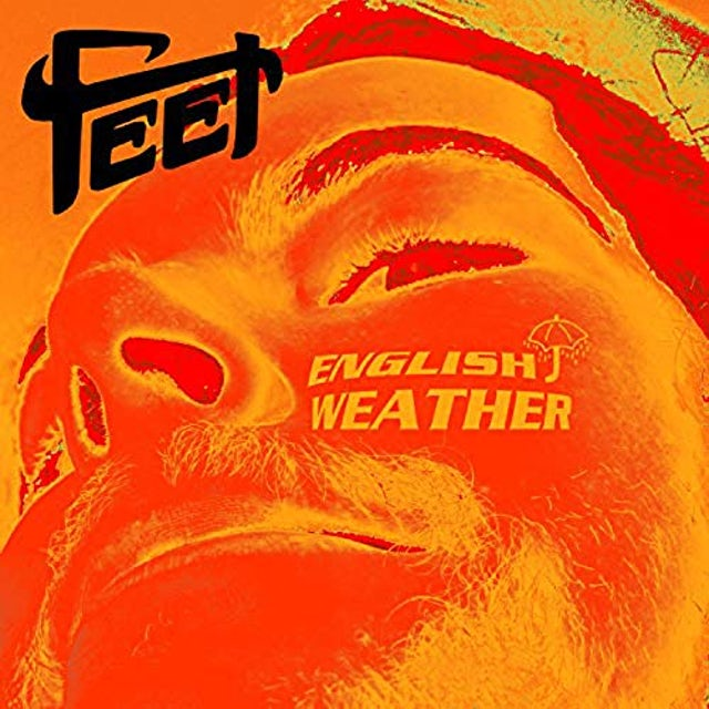 Feet ENGLISH WEATHER Vinyl Record
