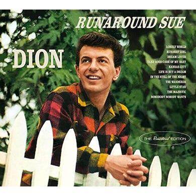 RUNAROUND SUE / PRESENTING DION & THE BELMONTS CD