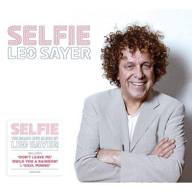 Leo Sayer SELFIE Vinyl Record