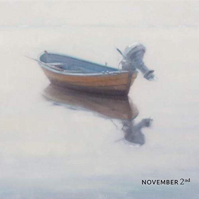 November 2ND CD