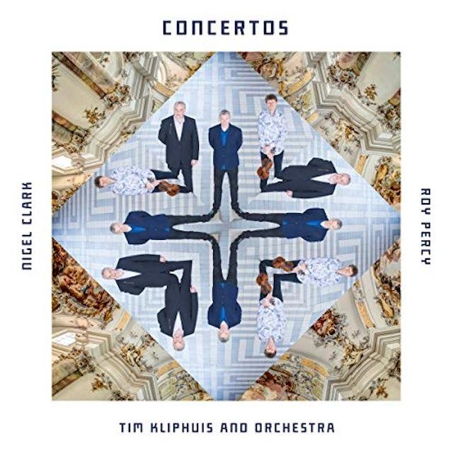 Tim Kliphuis CONCERTOS CD