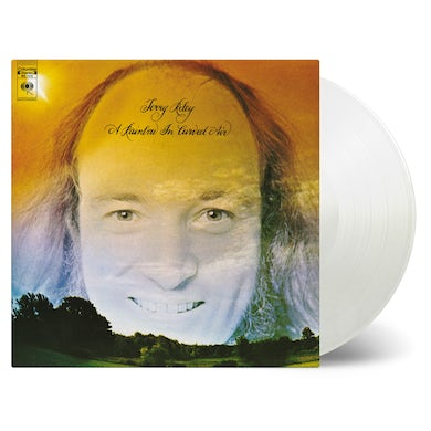Terry Tiley A RAINBOW IN CURVED AIR Vinyl Record
