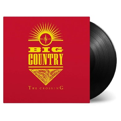 Big Country THE CROSSING (EXPANDED EDITION) Vinyl Record