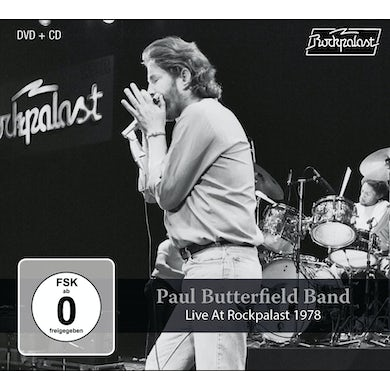 Paul Butterfield LIVE AT ROCKPALAST 1978 CD