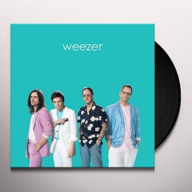 WEEZER (TEAL ALBUM) Vinyl Record