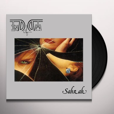 End Of Data SAHRAH Vinyl Record