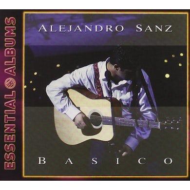 Alejandro Sanz ESSENTIAL ALBUMS: BASICO CD