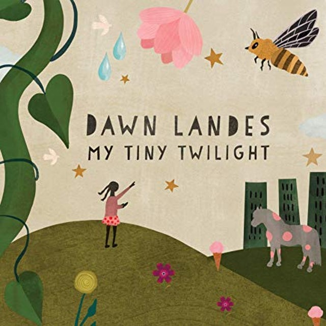 Dawn Landes MY TINY TWILIGHT CD