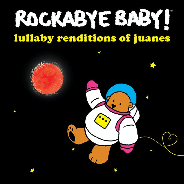 Rockabye Baby LULLABY RENDITIONS OF JUANES CD