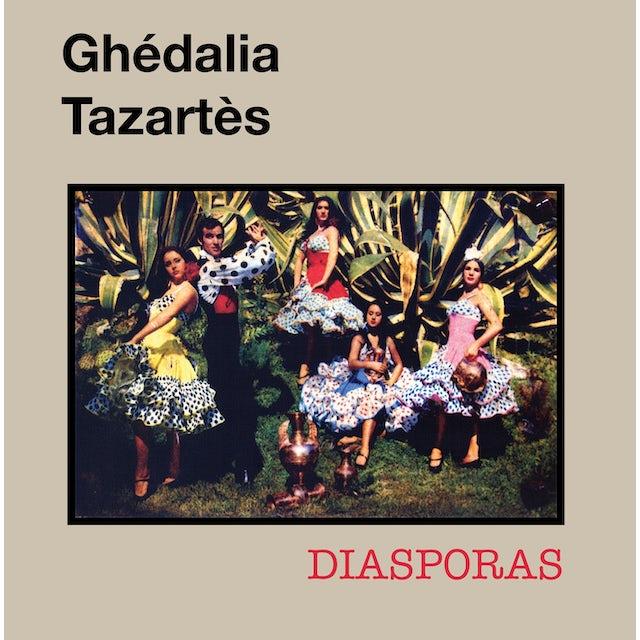 Ghedlia Tazartes DIASPORAS Vinyl Record