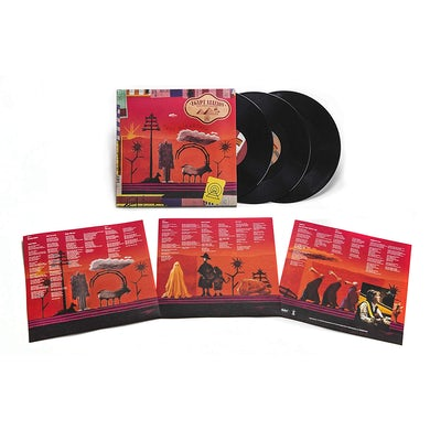 Paul McCartney EGYPT STATION EXPLORER'S EDITION Vinyl Record
