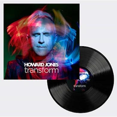 Howard Jones TRANSFORM Vinyl Record