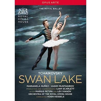 SWAN LAKE DVD