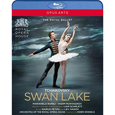 SWAN LAKE Blu-ray