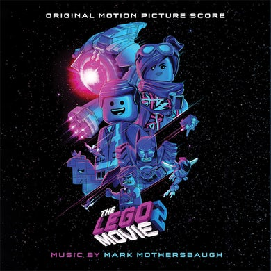 LEGO MOVIE 2 (SCORE) / Original Soundtrack CD