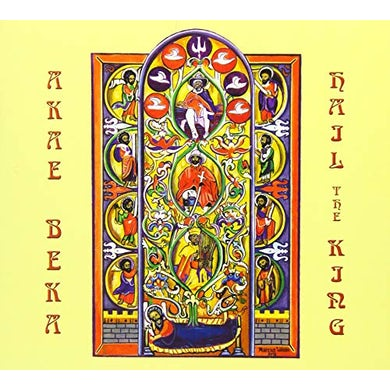 Akae Beka HAIL THE KING CD