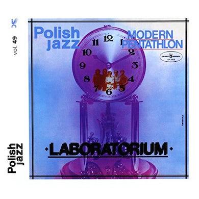 MODERN PENTATHLON (POLISH JAZZ) CD