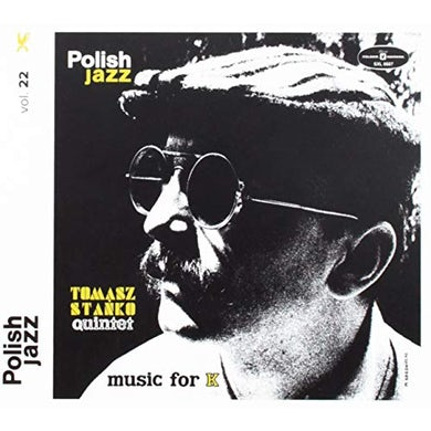 MUSIC FOR K (POLISH JAZZ) CD