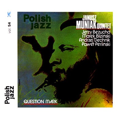 Janusz Quintet Muniak QUESTION MARK (POLISH JAZZ) CD