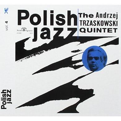 ANDRZEJ TRZASKOWSKI QUINTET (POLISH JAZZ) CD