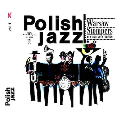 NEW ORLEANS STOMPERS (POLISH JAZZ) CD