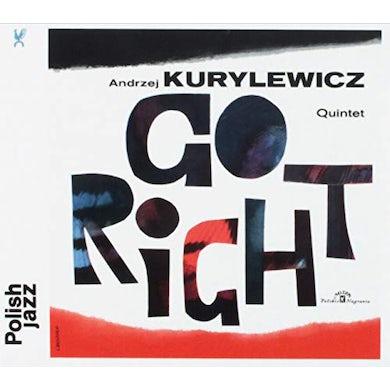 GO RIGHT (POLISH JAZZ) CD