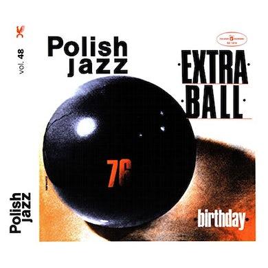 Extra Ball BIRTHDAY (POLISH JAZZ) CD