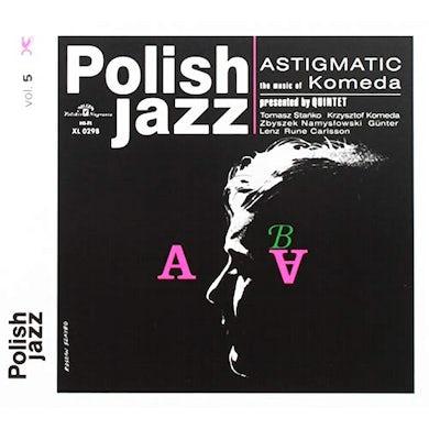 ASTIGMATIC (POLISH JAZZ) CD