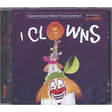Nino Rota I CLOWNS / Original Soundtrack CD