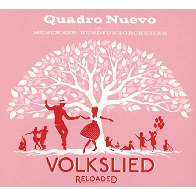 Quadro Nuevo VOLKSLIED RELOADED CD