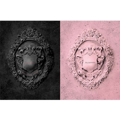 BLACKPINK KILL THIS LOVE (RANDOM COVER) CD
