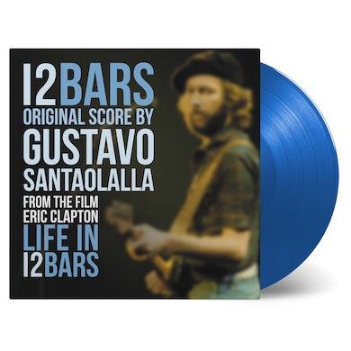 GUSTAVO SANTAOLALLA 12 BARS (ORIGINAL SOUNDTRACK) Vinyl Record