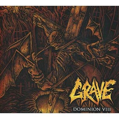 Grave DOMINION VIII CD