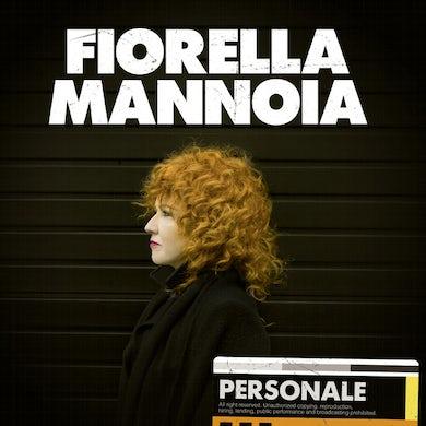 Fiorella Mannoia PERSONALE CD