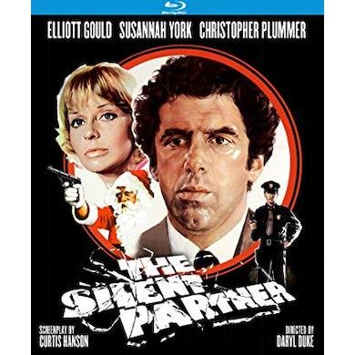 SILENT PARTNER (1978) Blu-ray