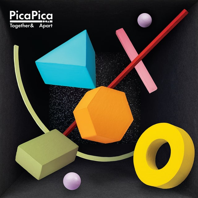 PicaPica TOGETHER & APART CD