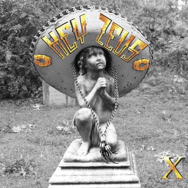 Hey Zeus X Vinyl Record