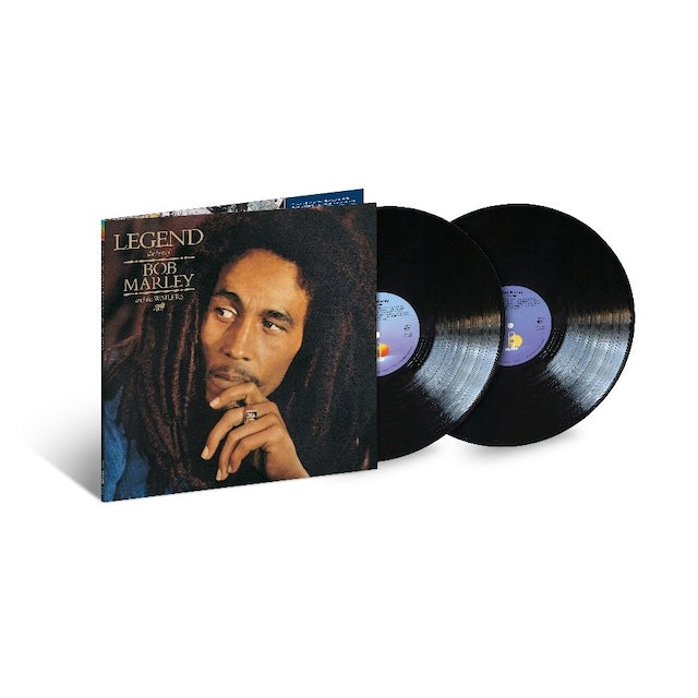 LEGEND - THE BEST OF BOB MARLEY & THE WAILERS Vinyl Record