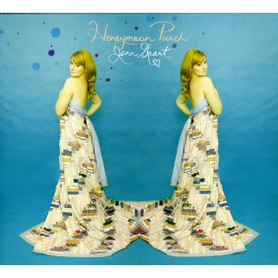 Jenn Grant HONEYMOON PUNCH CD