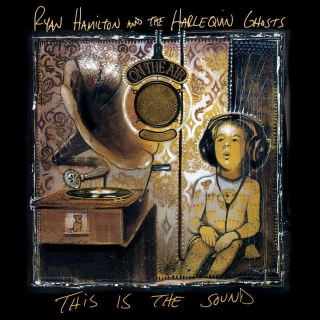 Ryan Hamilton & Harlequin Ghosts